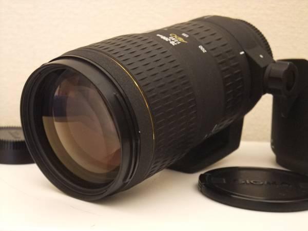 憧れの通しレンズ売ります!「シグマ AF 70-200mm f2.8 APO EX HSM」Fマウント