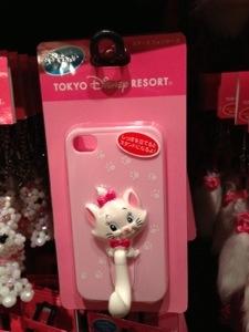 マリーちゃんのiPhoneケース
