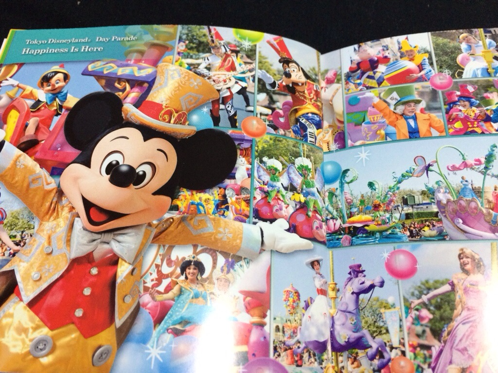 Tokyo Disney Resort 30th Anniversary Music ALBAM THE HAPPINESS YEAR Delux