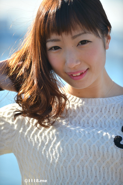 有明ゆなさん20141206ポートレート撮影