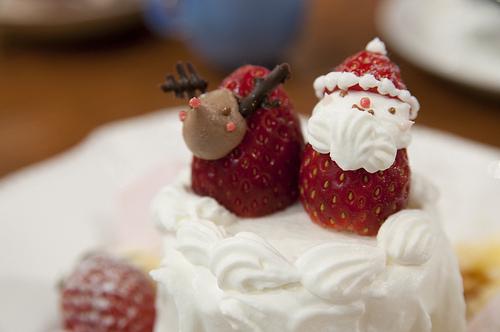 Christmas Plate, Anniversary, Aoyama