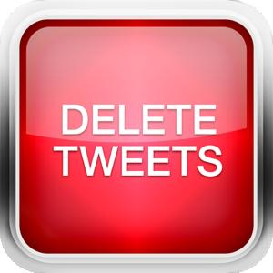 iPhoneから過去ツイートを一括削除アプリ