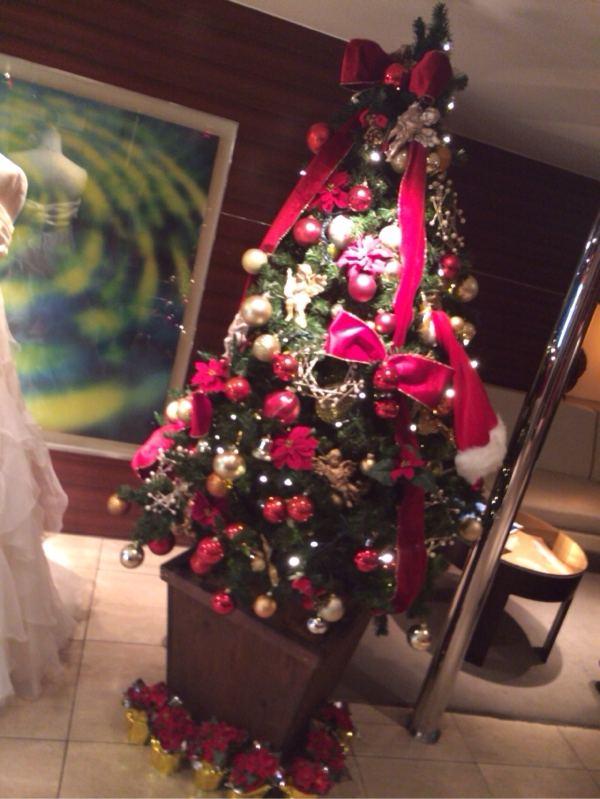 ロイヤルウィングなかのクリスマスツリー