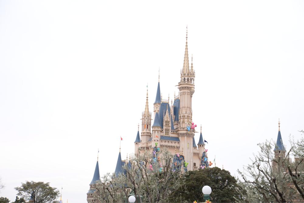 夢が叶う場所 東京ディズニーリゾート