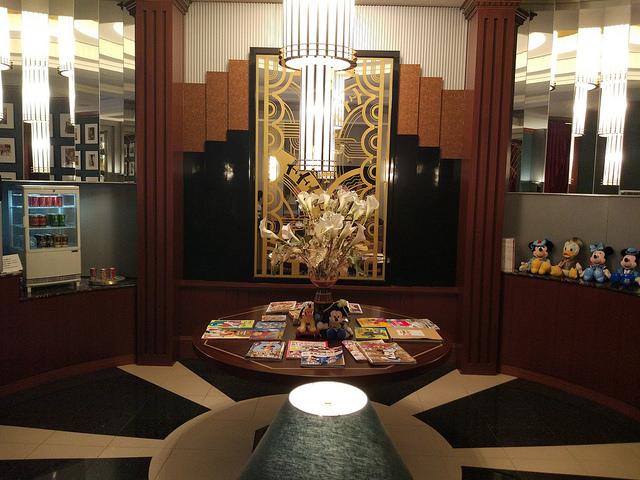 東京ディズニーシーにあるJALのラウンジ「プレシアター」へ行ってきたよ #BMT #BBB