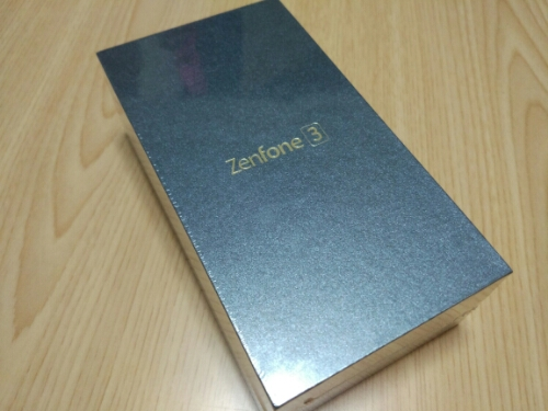 Zenfone嫌いの私でも購入してしまうほど魅力的な端末『Zenfone3』カメラとマルチタスクはめちゃくちゃ良い
