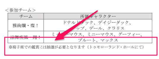 夏の東京ディズニーリゾートが発表されたよ(今年は抽選)