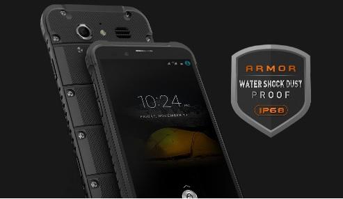 防塵防水、クギも打てる最強の中華スマホ「Ulefone ARMOR」を買ったぞ!