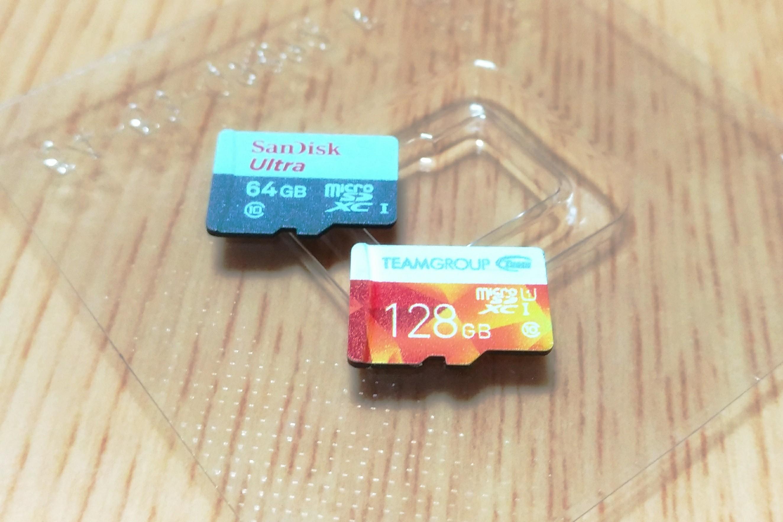 カメラのためにSDカードを購入際には詐欺・偽物に注意