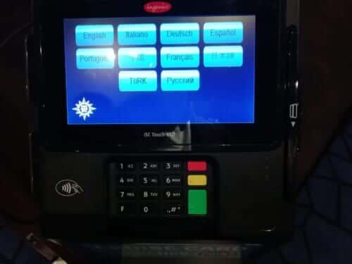 MSCクルーズカードとクレジットカードの登録方法